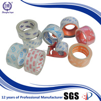 Professional Manufacture Easy Use Heat Resistant Adhesive Super Clear Packing Tape