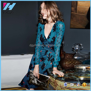2017 Thailand Wholesale Clothing China high fashion clothing factory direct dress manufacturer/fancy dresses for women