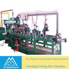 Whole Series Of Grinding & Cutting Wheel/Disc Making Machine