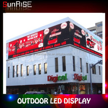 Morden Design Eye-catching Full Color control card p8 smd 3 in 1 Outdoor Advertising Led Display Board