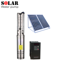 20m3/h solar energy water pumps 50mm solar irrigation water pumps deep well submersible pump