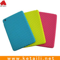 good touching for silicone ipad 2 case with company logo good price