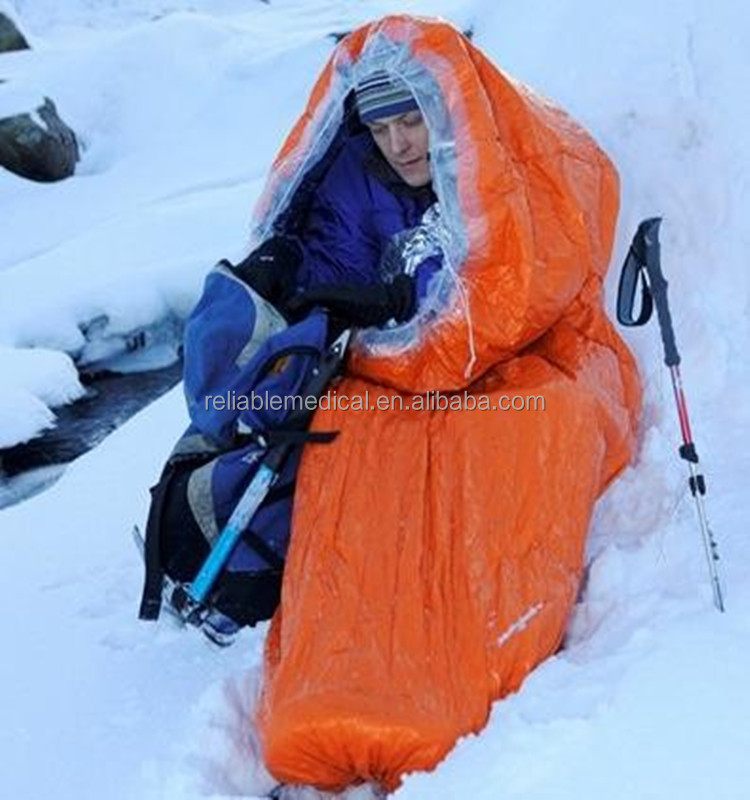 RM-EB02 heavy duty PE Sol Emergency Blanket for adventure