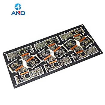 New Immersion Silver finish 10 Layer Graphic Card PCB