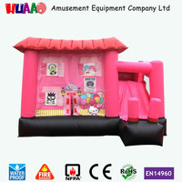 commercial inflatable bouncer girl slide combo for sale canada