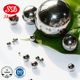 SS304 SS316 OEM 4.763mm small stainless steel solid ball for washing