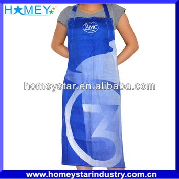 cotton apron customized design