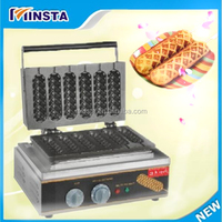 hot sale high-efficient quickly heating hot dog machine /hot dog making machine for sale
