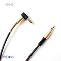 2016 Fashion 11.11 Coiled 3.5mm Stereo PVC Spring Audio Aux Cable for smart phone