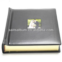 photo album cover Promotional Product semi glossy paper A3 super