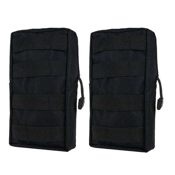 Compact Water-resistant Tactical EDC Molle Utility Gadget Gear Pouch