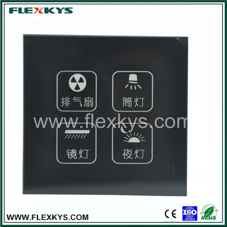 Low price automobile industry membrane switch