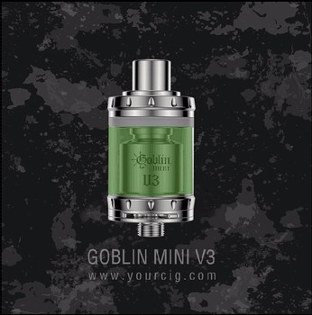Hot sale youde electronic cigarette, goblin mini v3 rebuildable atomizer