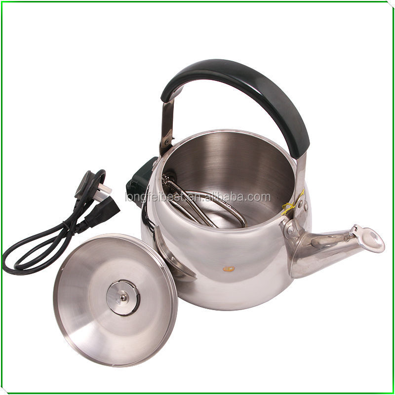 0.5MM Longfei Stainless Steel Electric Tea Kettle