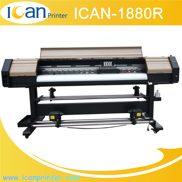 Factory Price Industrial Digital Inkjet Photo Offset Printer For Sale