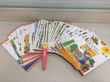 Newest Publihing Audio Books Children's English Reader and Magic Smart Pen