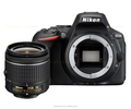 New Nikon D5500 Digital SLR Camera Body & AF-P DX 18-55mm f/3.5-5.6G VR Lens