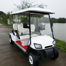 Hot salling cheap gas powered golf carts electric motor car price with best price
