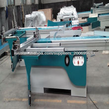 precision sliding wood cutting panel saw machine/ CNC precision wood cutting sliding table saw machine