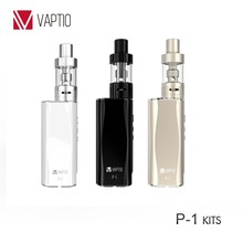 Wholesale new VAPTIO P1 50W Organic Cotton Coil box mod cigarette electronics