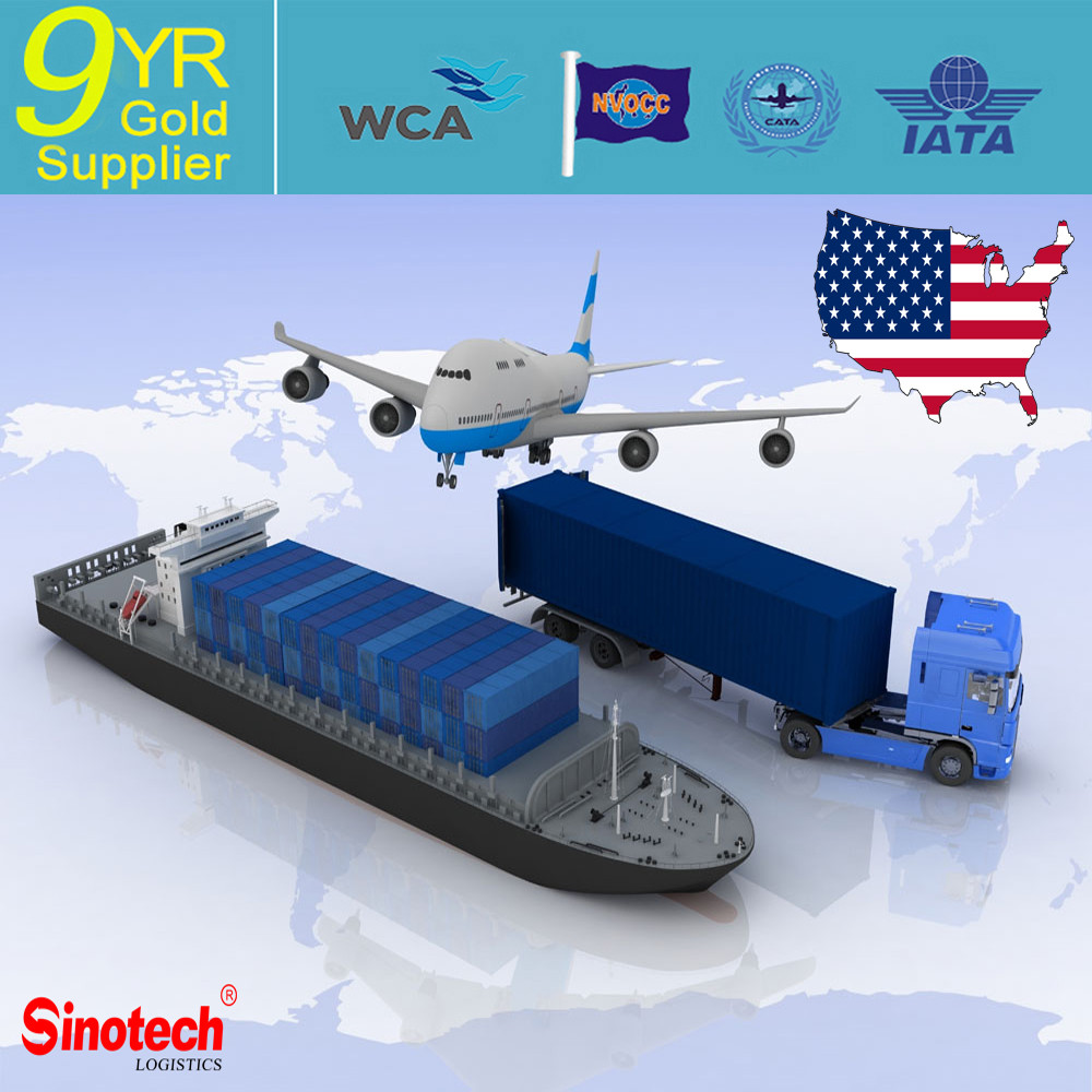 Quick cheap china sea freight / Ocean freight / sea shipping to USA
