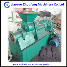 2016 Hot Sale Silver Charcoal Briquette Extruder Machine Factory Manufacture Lowest Price (0086 13782855727)