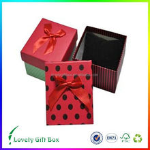 Top Quality Fashionable Design cheap watch gift box/packaging box watch