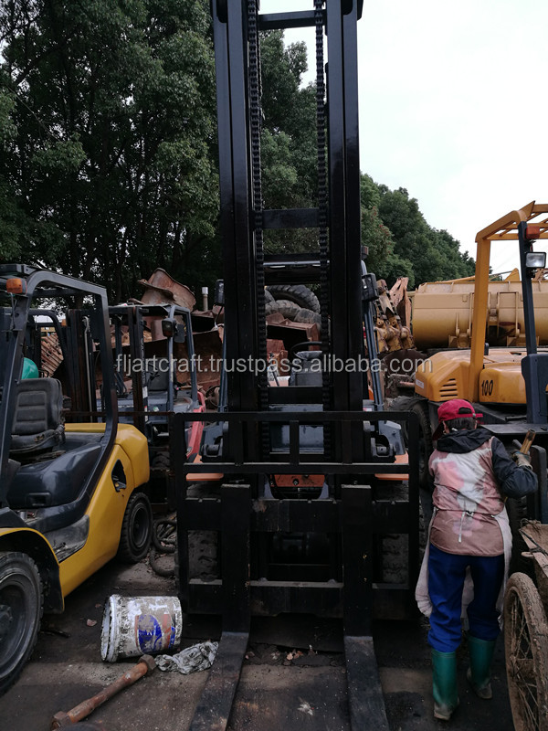 Used 5 ton Toyota fd50 forklift for sale