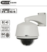 Wireless High Speed PTZ IP Camera Distributor