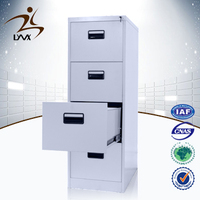China manufacturer 4 drawer white file cabinet / wrought iron cabinets