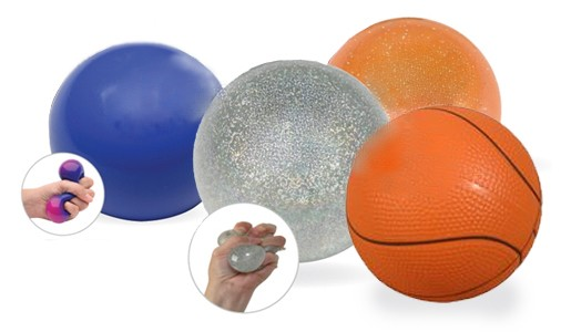 promotional toys PU stress ball