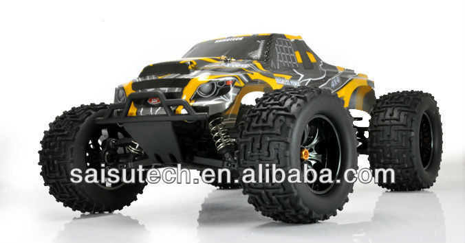 RC 4WD electric off-road Truck CAR SST hobby