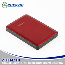 Wholesale Shockproof External 2.5 HDD Enclosure with Custom Aluminum material