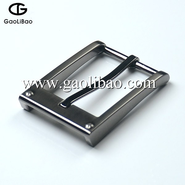 2016 newly designed hot selling prong buckle for belt