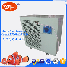 1HP Aquarium water chiller for sea water heating or cooling