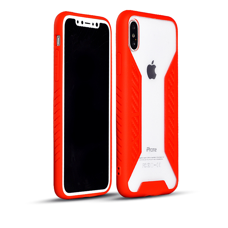 DFIFAN New unique product ideas for Iphone X , PC and TPU Combo Shield Phone Cover Case for Apple iphone X