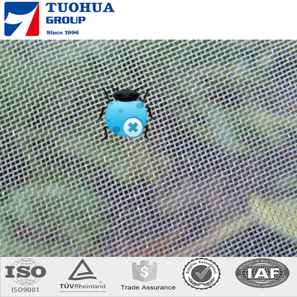 HDPE transparent agricultural anti insect net/insect repellent net