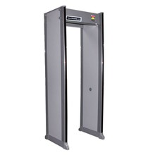 Walk Through Metal Detector Door for Security Inspection Gold Metal Detector Door/Gate