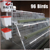 Wholesale Commercial Bird Layer Chicken Cage System