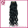 5A Indian virgin hair 3pcs lot 100% unprocessed human hair extension wet and wavy virgin hair natural wave weaving free shipping