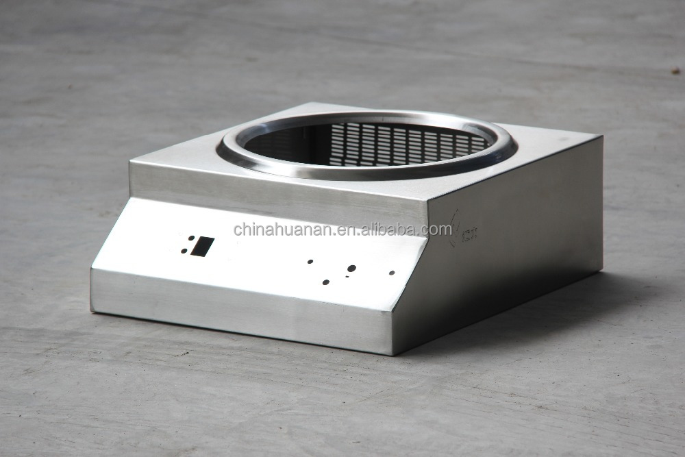 Hot Sell PCB Assembly Induction Cooker Stainless steel shell of modules ready to be assembled/ competitive price