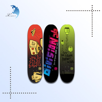 Factory directly sell wood skateboard wood crafts wooden gifts with high quality