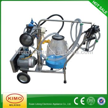 New Designed Milking Machine Goats,Small Milking Machine