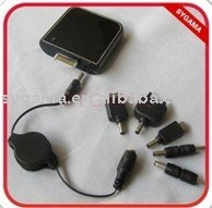 2010 crazy hot sell!! rechargeable mobile charger dealer
