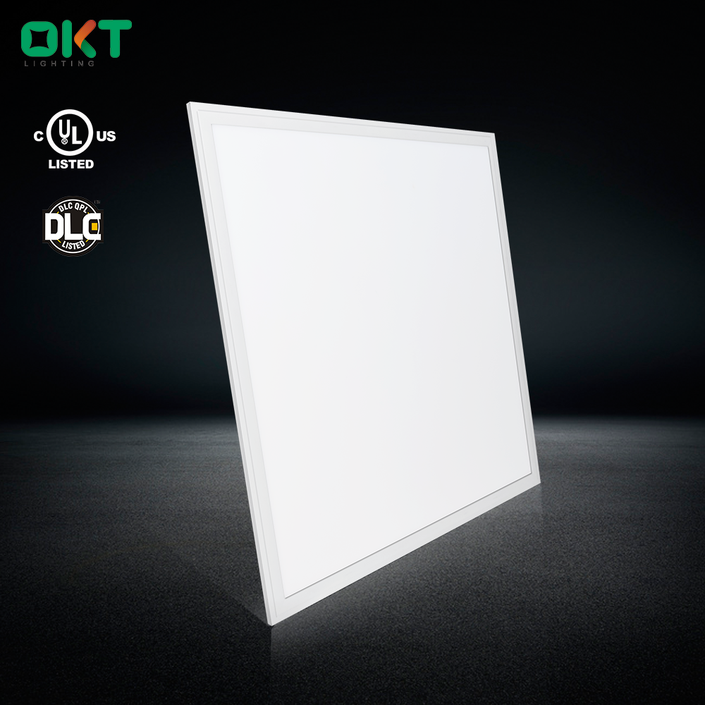 High Quality 100-277V 120-347V 200-240V AC 2X2 Ft 40W Square 2835 Smd Ultra thin Dimmable led Recessed Panel Light