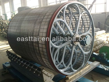 Cylinder mould for paper machine