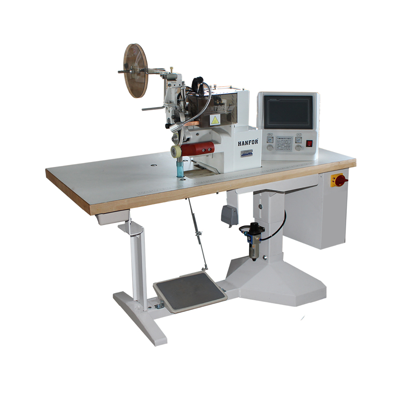 automatic rewinder shoe material adhesive film machine