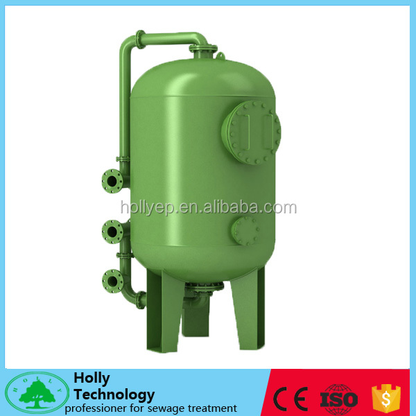 Multi Media Filter/ Sand Filter/ Industrial multiple unit sand filter for water treatment