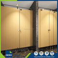 Gold supplier china commercial compact hpl toilet cubicle partition
