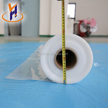 Alibaba Supplier Customized Color LDPE Transparent High Pressure PE Film